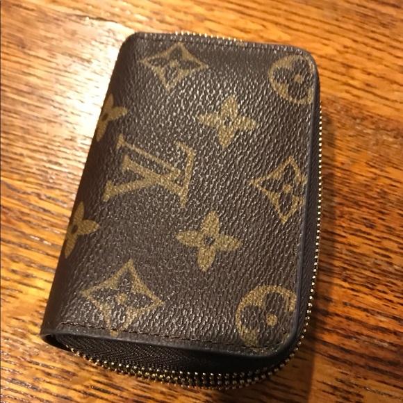 305edb3740db Louis Vuitton Handbags - Vintage Louis Vuitton key pouch coin purse